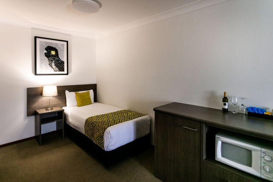 Executive Room Single Bed